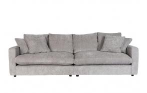 Sohva Sense 3-Seater Light Grey Soft
