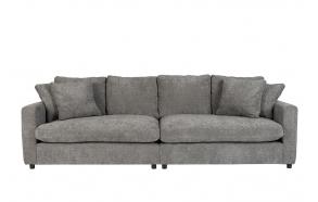 Sohva Sense 3-Seater Grey Soft