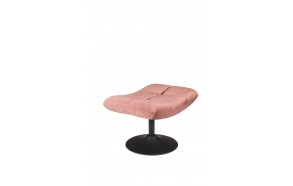 jakkara Bar Velvet Old Pink