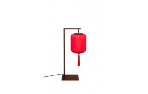 pöytälamppu Suoni Red