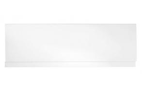 Kylpyammen etulevy NIKA PLAIN 165x59 cm