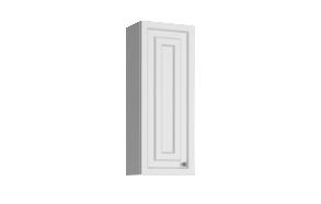 Kayra sivukaappi 30 cm, valkoinen