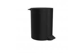 Roska-astia Creavit (5 l) matta musta