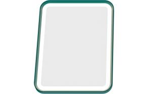 Patara Led peili 55x75 cm, vihreä