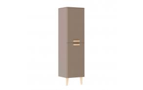 Patara korkea kaappi 147 cm, Cappuccino