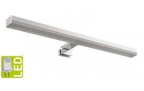 ALBA 4 LED valaisin 500x30x120mm, 6W, 230V, kromi
