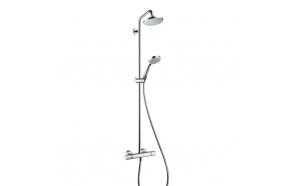 Suihkusetti Hansgrohe Croma 160, yläsuihkulla, käsisuihkulla ja termostaattihanalla (27135000)