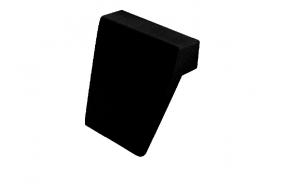 musta ammetyyny Interia Modern (kylpyammeet MODENA,QUATRO,SOFIA,INTERA)