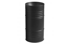 pesuallas Kerasan Barrel, matta musta