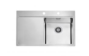 keittiöallas Alveus Pure 40 oikea, 860x510 mm rst