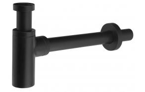 pesualtaan vesilukko 32 mm, 5/4´´, mattamusta