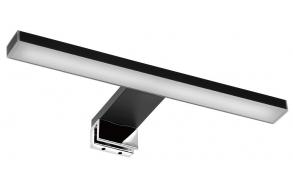 ESTHER 2 LED valaisin, 6W, 280x14x107mm, musta