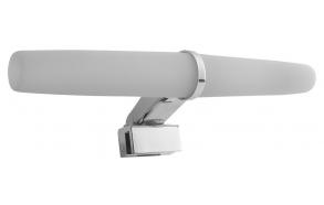 EVA 2 LED valaisin 6W, 233x33x87mm, kromi