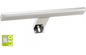 FELINA LED valaisin, 8W, 308x15x112mm, kromi