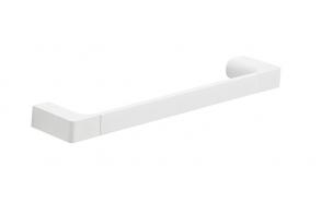 Pyyheteline 350x66 mm Pyrene, matta valkoinen