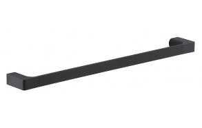Pyyheteline 600x66 mm Pyrene, matta musta
