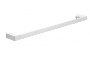Pyyheteline 600x66 mm Pyrene, matta valkoinen