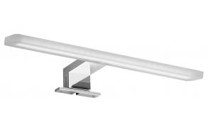 MIRAKA LED valaisin 5W, 230V, 300x35x120mm, akryyli + kromi