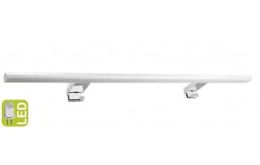 PANDORA LED valaisin, 15W, 808x15x112mm, kromi
