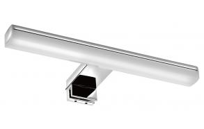 RUTH 2 LED valaisin 6W, 2800K-4000K-5900K, 300x35x111mm, kromi