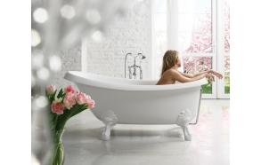 kivimassa kylpyamme Victoria, Antica jalat