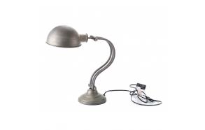 metallinen vintage-pöytälamppu, E14, 220-240V, max.40W