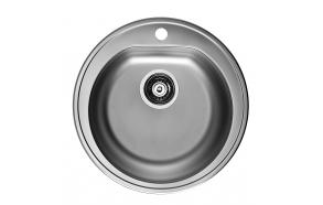 keittiöallas Alveus Form 30, 510x185 mm teksturoitu rst