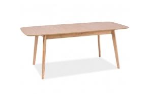 ruokapöytä Nordic, 150x95 cm, tammi