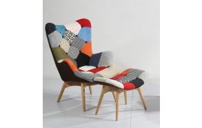 jakkara Burg, patchwork