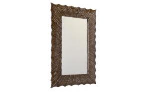 puukehyksinen peili Surya, 70x100 cm