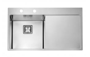 keittiöallas Alveus Stylux 50, 860x510 mm rst