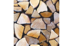Woodpile Sidewall, Wood