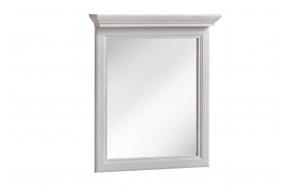 peili Interia Palace Andersen, 76x65x11 cm, valkoinen tammi