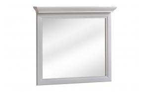 peili Interia Palace Andersen, 76x85x11 cm, valkoinen tammi