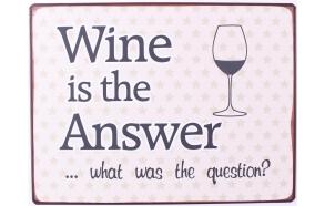Wine juliste