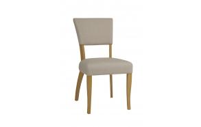 nahkapehmustettu tuoli Catherine