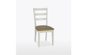 nahkapehmusteinen tuoli Jersey
