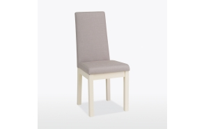 tuoli Enna, nahkapehmusteinen