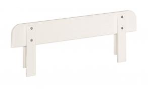 turvatuki sängylle (200x90), valkoinen