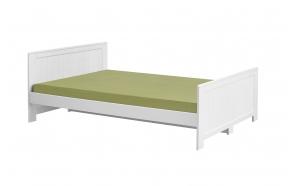 sänky Blanco, 200x120 cm, valkoinen