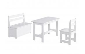 """pöytä """"Baby"""", valkoinen"""