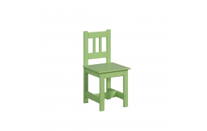 """tuoli """"Junior"""", vihreä"""