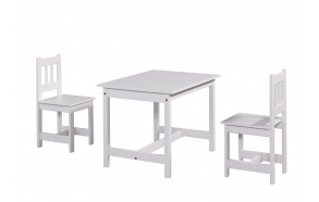"""pöytä """"Junior"""", valkoinen"""
