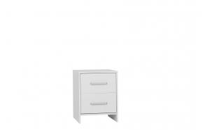 laatikkoboksi Calmo, valkoinen