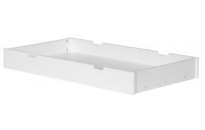 sänkylaatikko Calmo, 200x90 cm, valkoinen
