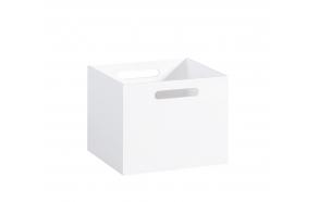 laatikko Mini, valkoinen