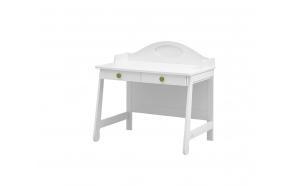 kirjoituspöytä Parole, valkoinen+vihreä