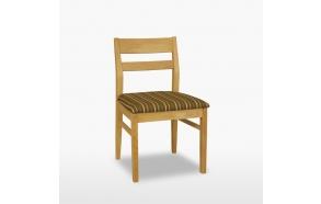nahkapäällysteinen tuoli Rome