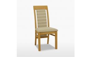 nahkapäällysteinen tuoli Lucca