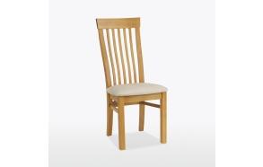 nahkapäällysteinen tuoli Swell